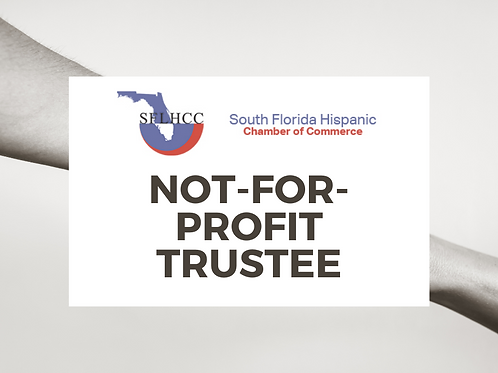 SFLHCC Not-for-Profit Trustee