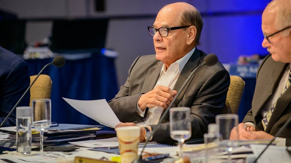 Cesar L. Alvarez, Senior Chairman Greenberg Traurig and Cuban Exile.