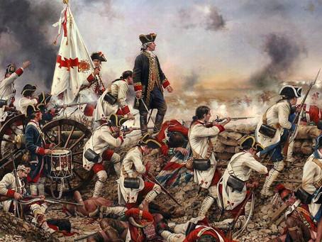 La participación hispana en la Guerra de Independencia norteamericana