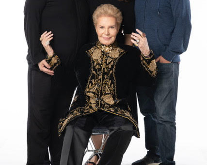 Walter Mercado Film made by Cuban Americans Kareem Tabsch and Alex Fumero, with Cristina Costantini