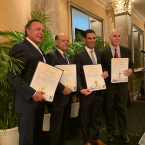 FACE Excellence Awards Honorees
