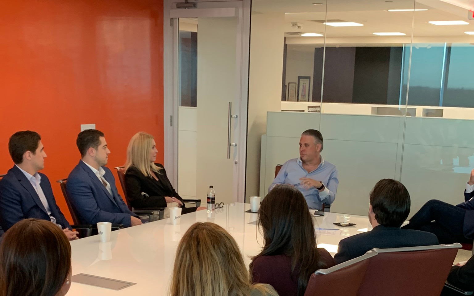 March 2019 FACE Roundtable for the Next Generation