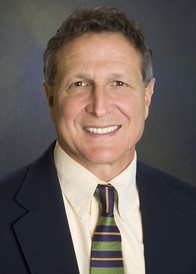 Dr. Robert Sackstein, the new dean of Florida International University's medical school