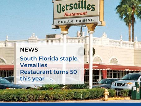 South Florida staple Versailles Restaurant turns 50 this year
