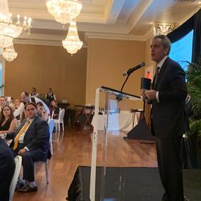 Tony Argiz at FACE Excellence Awards Lun