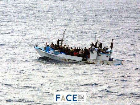 Uptick In Cuban Migrants Making Dangerous Journey Across The Florida Straits