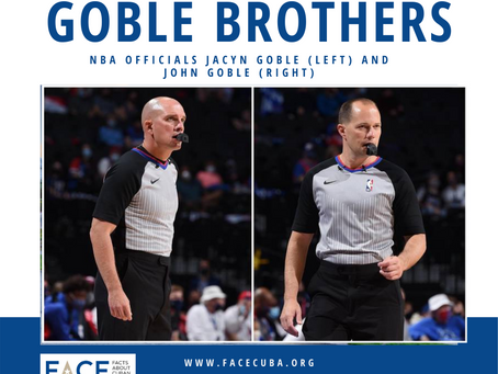 Miami brothers making NBA officiating history in playoffs