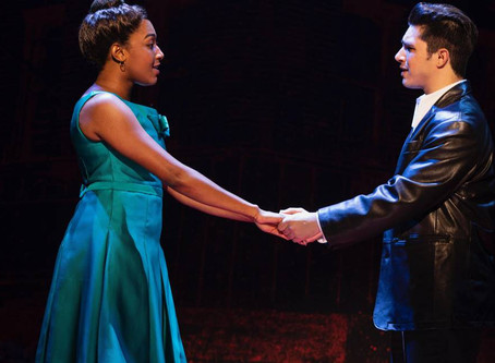 Joey Barreiro from Miami, now a Broadway Star