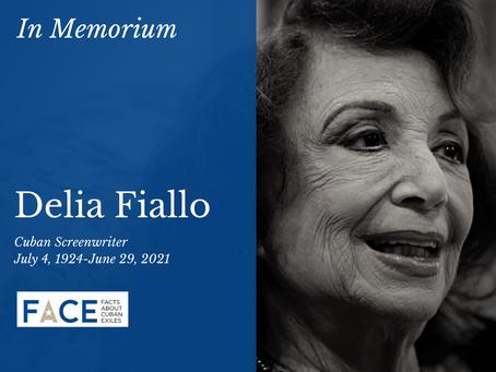 Delia Fiallo, 'Mother of the Telenovela,' Dies in Miami