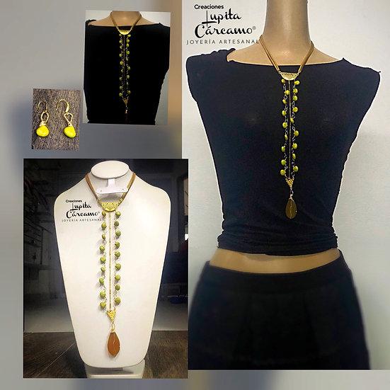 Collar  Aisel  (2 piezas)