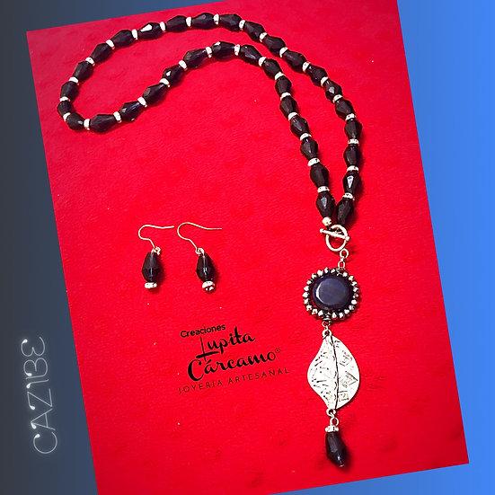Corbatín Ebru ( 2 piezas)