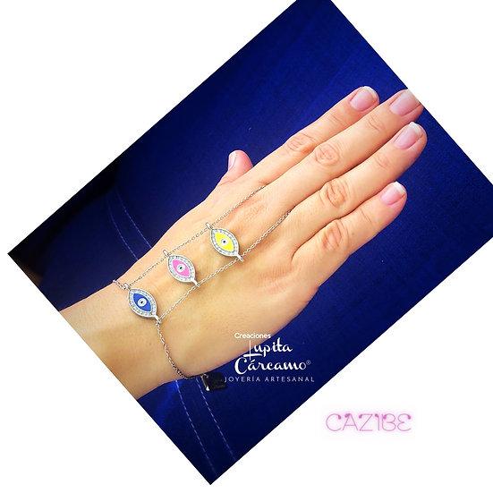 Hand Chain Inci colores