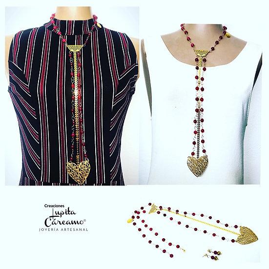 Collar Emmet ( 2 piezas)