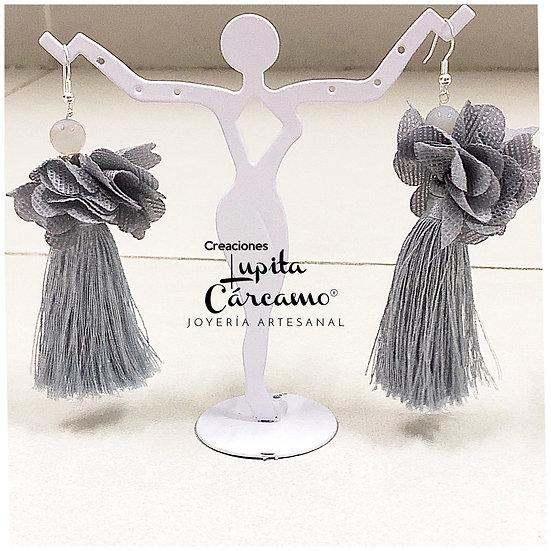 Maxiaretes flamenco gris