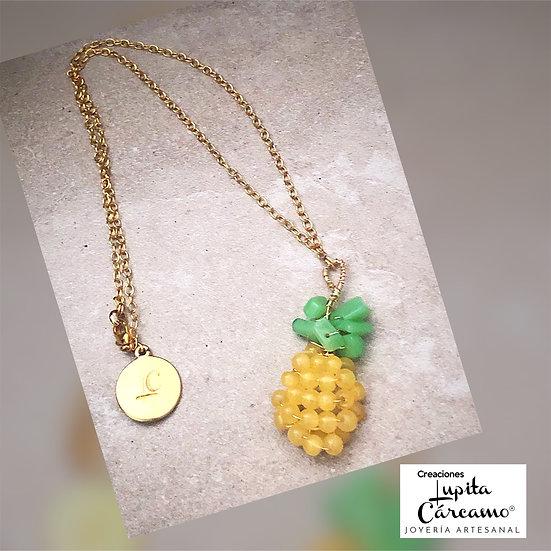 Gargantilla Pineapple