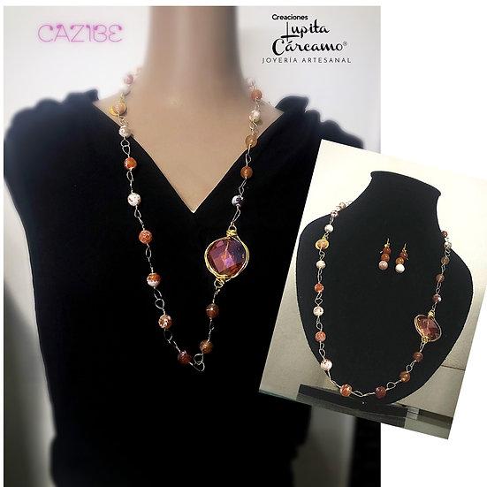 Collar Yildiz ( 2 piezas)