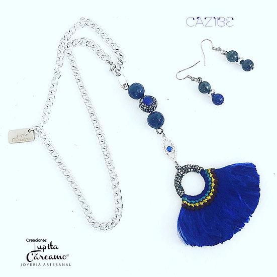 Corbatin  Azuman ( 2 piezas)