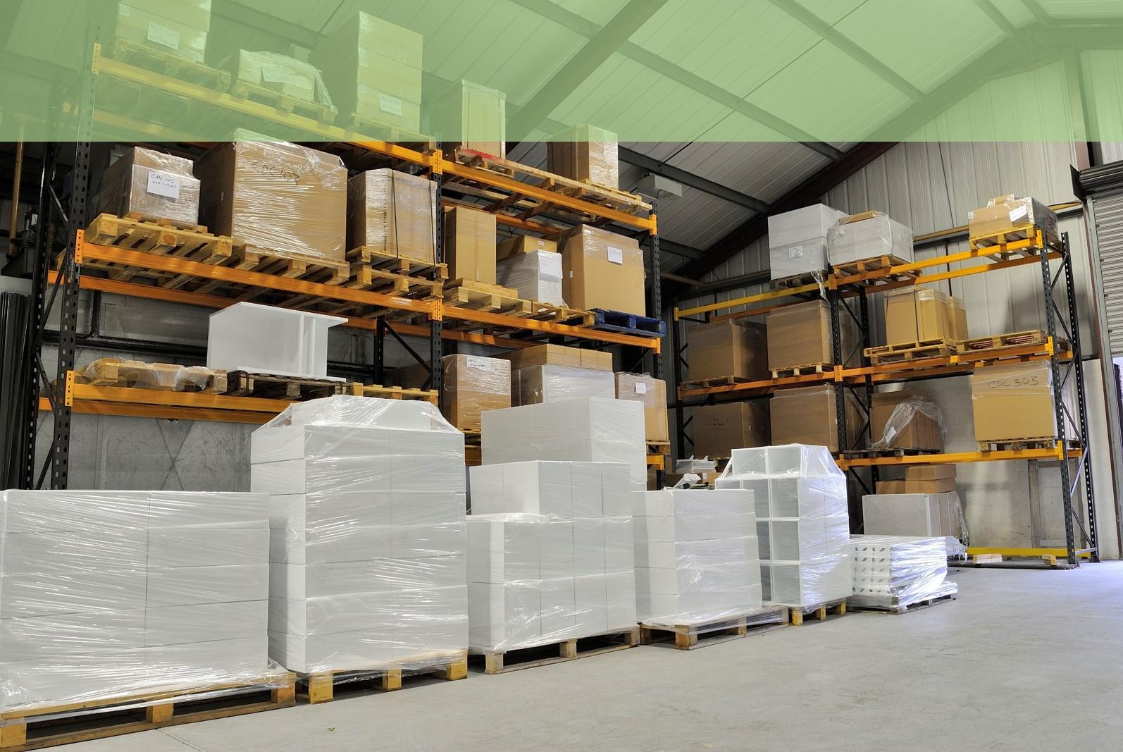 Garage furniture stock