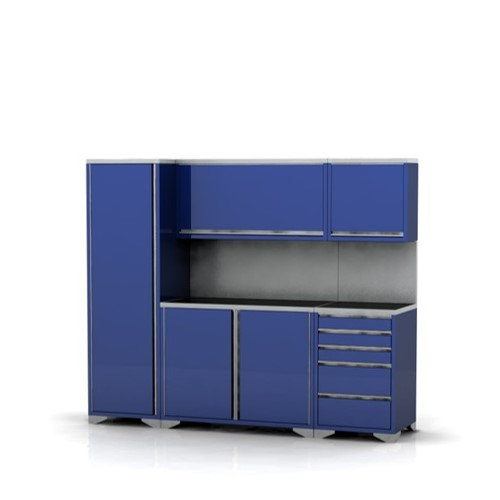 Garage furniture pre designed assembly package 1