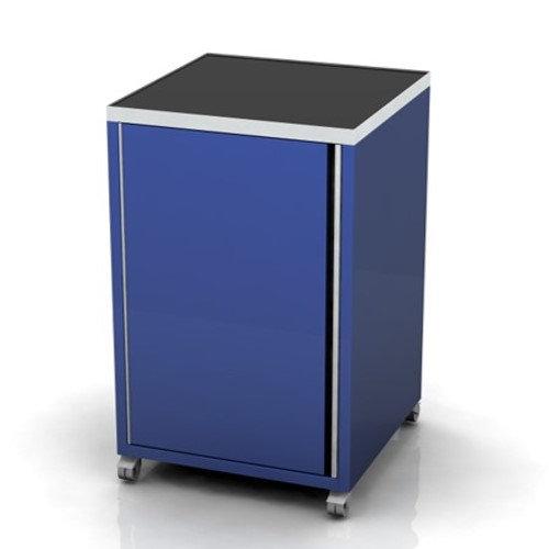 600mm wide garage furniture base cabinets on castors