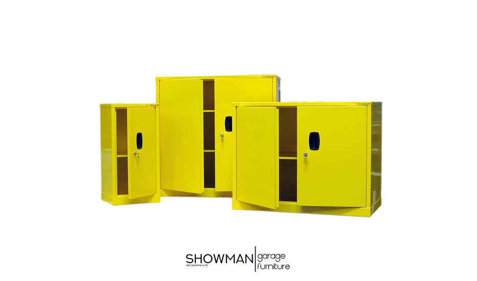 Hazardous Substance CoSHH Cabinets