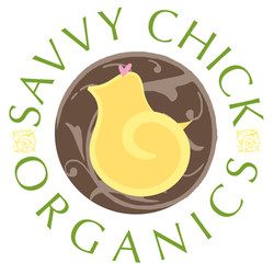 Savvy Chick Organics Logo