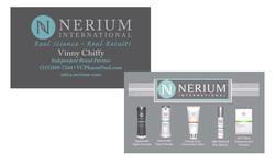 Nerium Business Card
