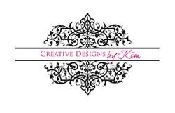 Creative Designs by Kim Logo