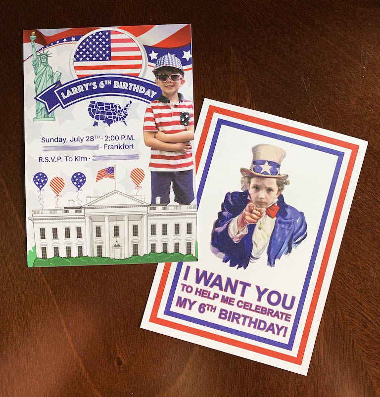 Presidential Invitation