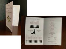 Ceremony Program