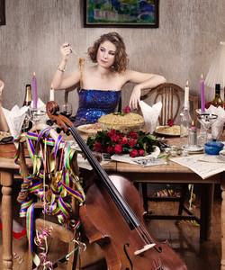 Ingeborg Skomedal Torvanger, cello
