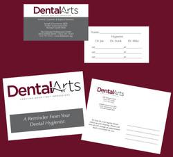 Dental Arts Stationery
