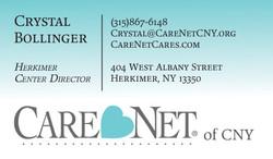 CareNet Business Card