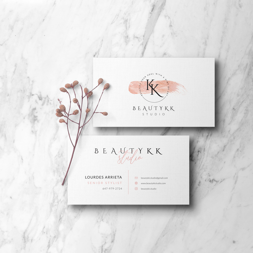 Beautykk Business Card
