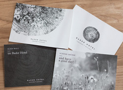 Bader-Postkarten