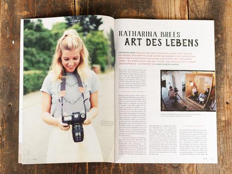Katharinas Art des Lebens
