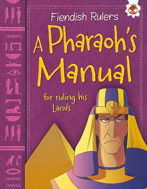 C1_HT_CVR_UK_FiendishRulers_Pharaoh FINA