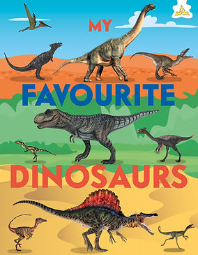 Favourite Dinosaurs Cover.jpg