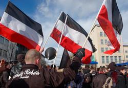 Germany's far-right threat
