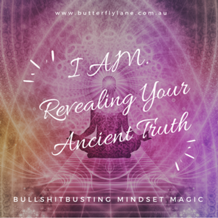 I AM - Revealing Your Ancient Truth Guided Meditation (Audio)
