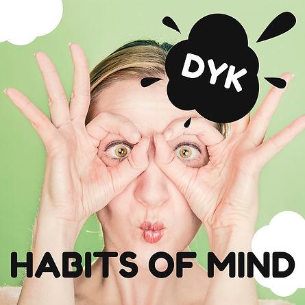 Habits of Mind Workshop