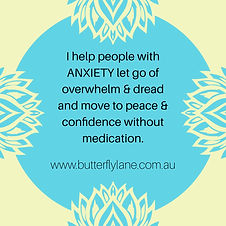 Anxiety, overwhelm, dread