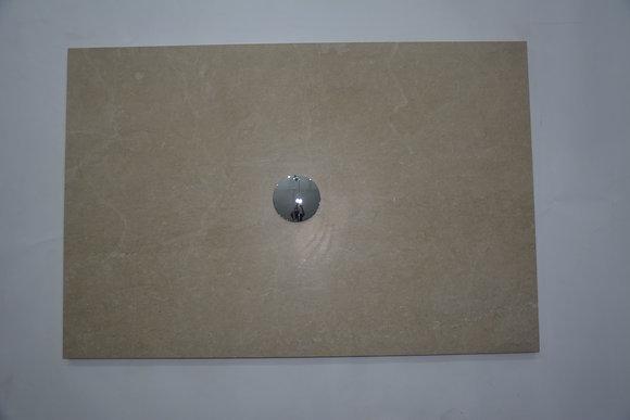 Piatto Doccia in Marmo Beige 120x80x3cm