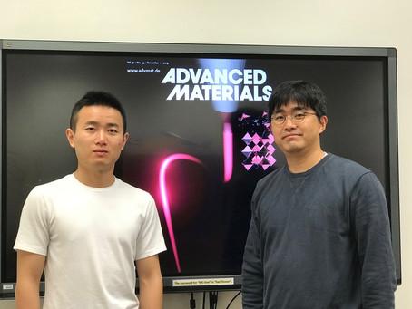 Beyong 2D: 3D Nanoprinting of perovskites
