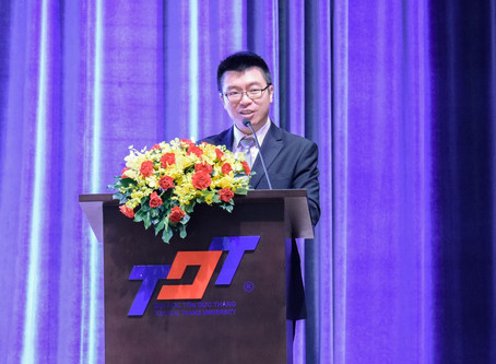 Rising Star Award of the Ton Duc Thang University Scientific Prize 2019 (The TDTU Prize)