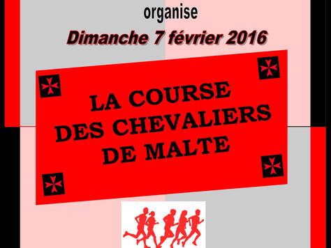 La Course des Chevaliers de Malte