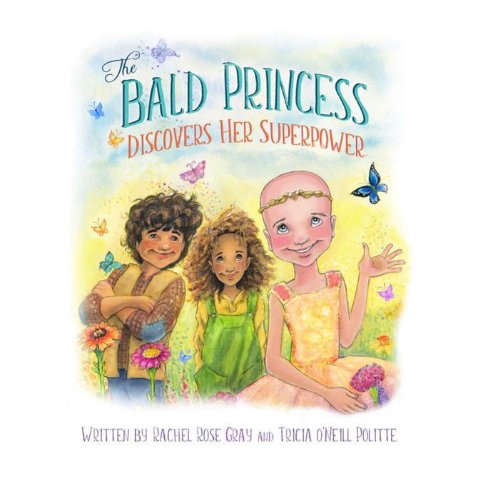 The Bald Princess Book is Finally Here!