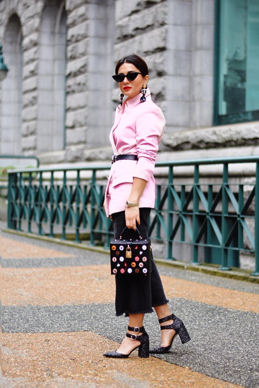 Yasmin Ebrahimi Canadian Fashion Blogger