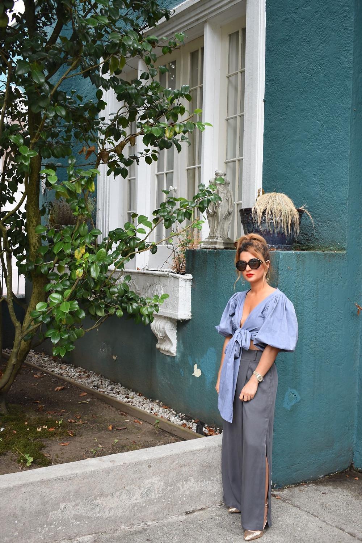 Yasmin Ebrahimi Vancouver-Based Fashion Influencers