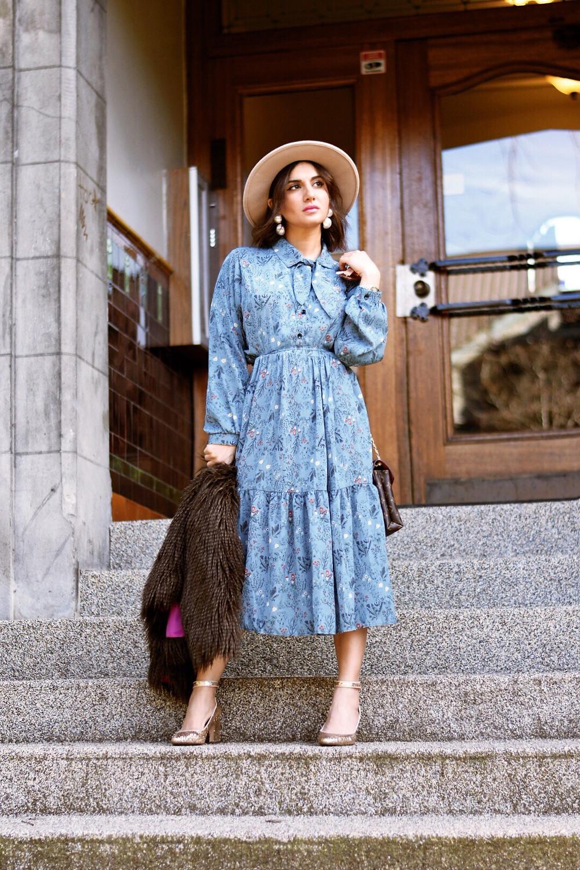 Yasmin Ebrahimi Canadian Fashion Blogger Spring Look
